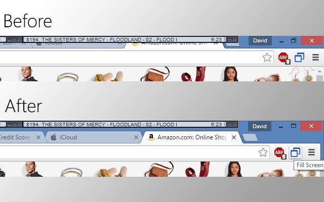 Fill Screen