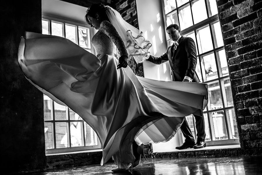 Fotógrafo de casamento Vasiliy Tikhomirov (BoraBora). Foto de 12.05.2017