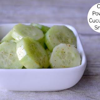 Chili Cucumber Snack