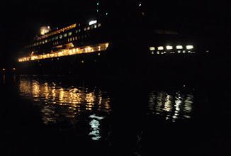 Photo: ...da isse, nachts ca. 0,00h
