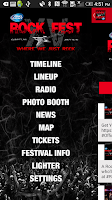 Screenshot of Rock Fest ~ Cadott, WI