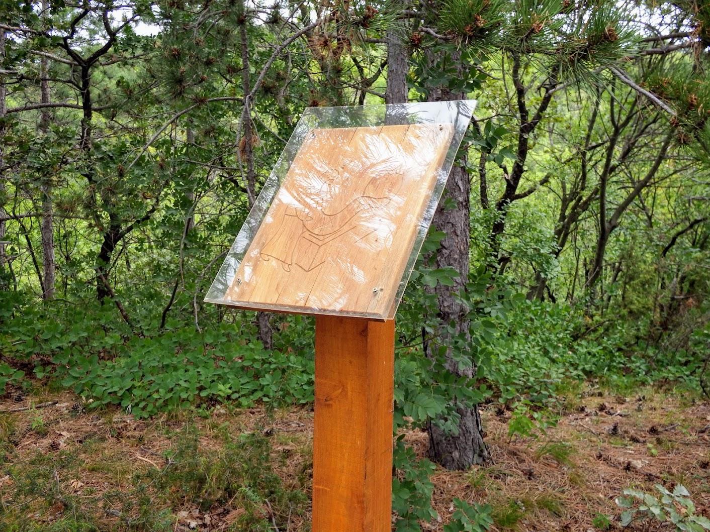Gyenesdiás - Fénykereszt és keresztút a Kisistók-dombon