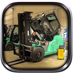 Cargo Forklift Simulator for PC and MAC