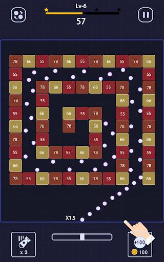 Bricks Breakeru00a0- Glow Ballsu00a0Blast screenshots 9