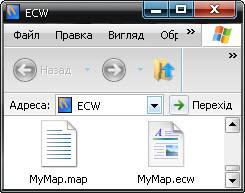 map файл