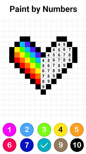 No.Draw - Colors by Number u00ae 1.2.9 screenshots 3