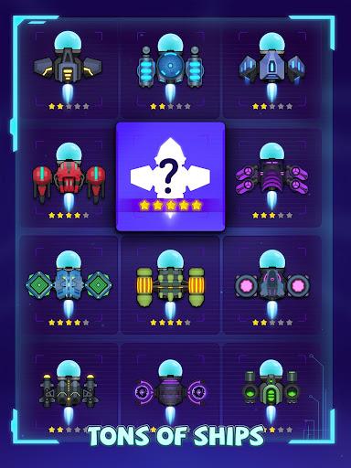 Virus War - Space Shooting Game 1.6.9 screenshots 7