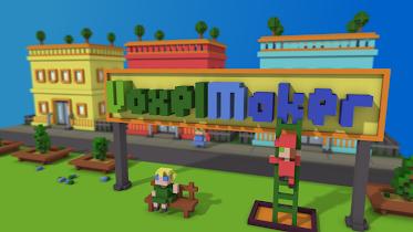 VoxelMaker - screenshot thumbnail 01