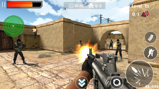 SWAT Shooter screenshot