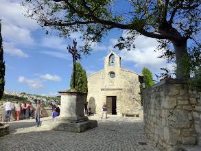 Photo: La chapelle des pénitents blancs XVI siècle
