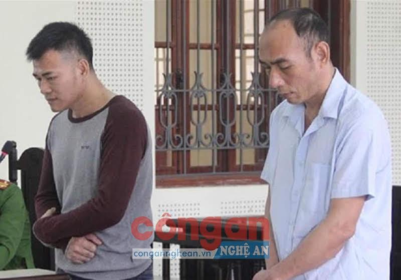 Hai bị cáo thừa nhận hành vi phạm tội