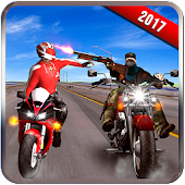 Stunt Bike Fighting:Highway
