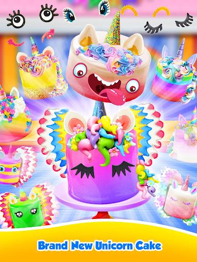 Unicorn Food - Sweet Rainbow Cake Desserts Bakery  {cheat|hack|gameplay|apk mod|resources generator} 5