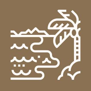 Logo of Public Coast Coconut Brown Ale