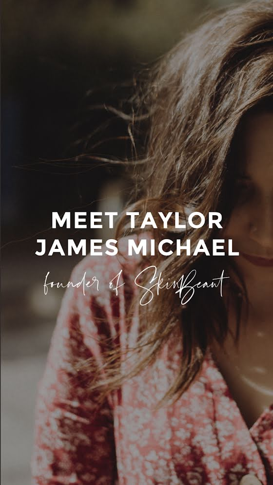 Taylor's Introduction - Facebook Story Template