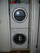 Photo: Full size washer and dryer