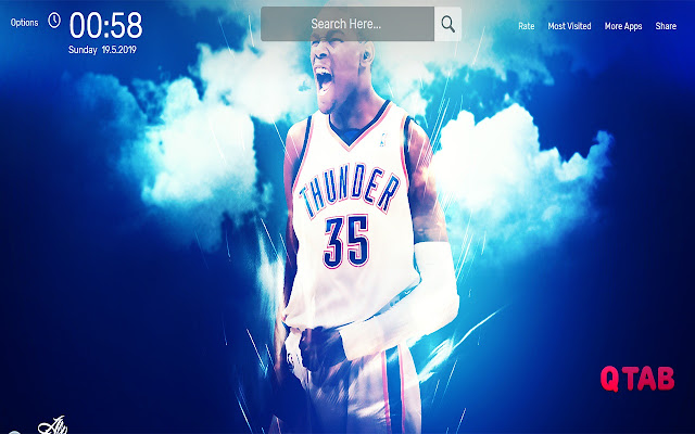 Kevin Durant Wallpapers HD Theme