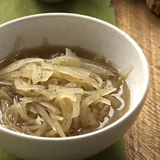 Italian Onion Soup.