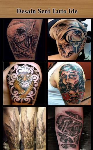 Art Design Tattoos Ideas 1.1 screenshots 2