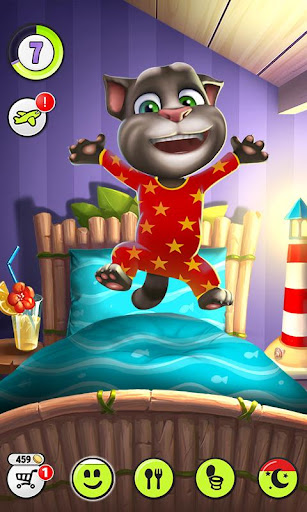 My Talking Tom  gameplay | by HackJr.Pw 4