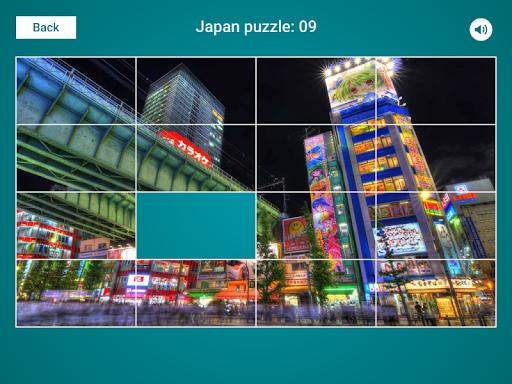 Japan Sliding Jigsaw 1.1.0 screenshots 10