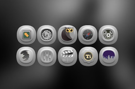 Timbul Icon Pack 3.6.8 Mod + Data for Android 3