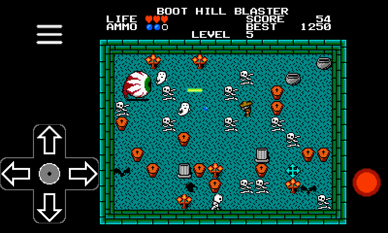 Boot Hill Blaster- screenshot