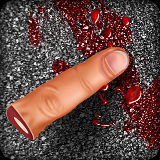 Sandpaper Erase Finger