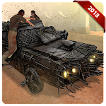 Zombie Games - Car driving 3D Icon