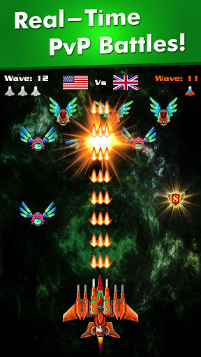 Galaxy Attack: Alien Shooter 5.66 screenshots 2