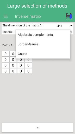 Matrix operations ss2