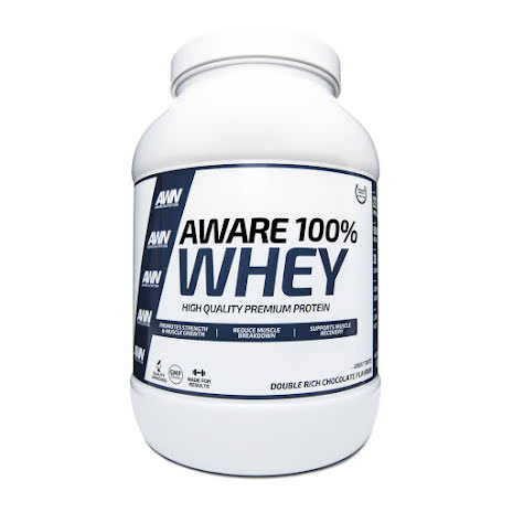 Aware 100% Whey 900g - Vanilla Ice Cream
