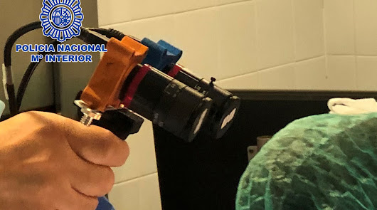 Calar Alto en una investigación para hacer un dispositivo que 'vea' el COVID-19