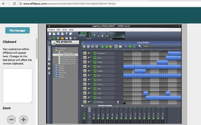 Music Studio LMMS Multimedia
