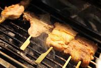 機器人燒烤