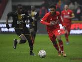 Beni Badibanga estime que le Standard a perdu deux points contre l'Antwerp