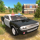 Police Car Driving Offroad Android APK Download Free By Game Pickle