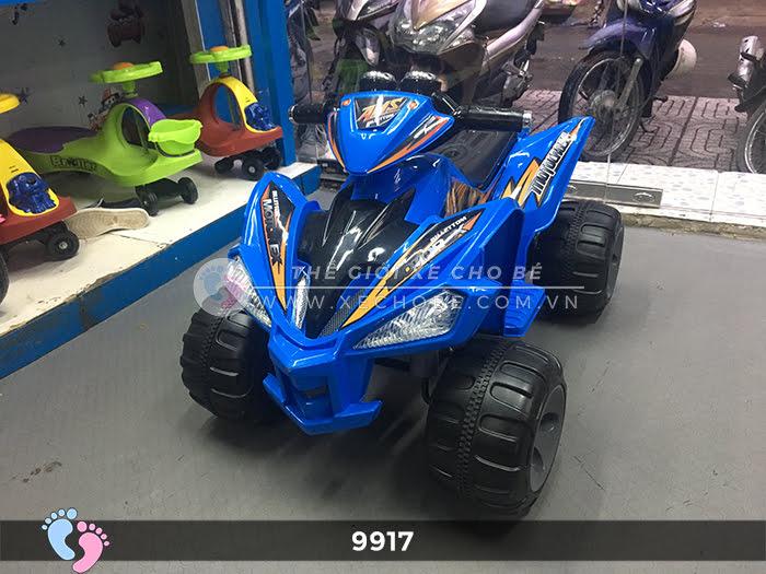 Xe moto điện trẻ em 9917 2