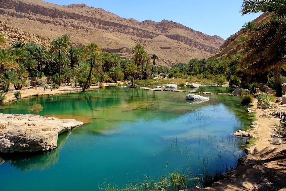 Kasia, Marek i Malwina, kasai.eu, relacja z Omanu, Oman