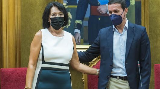 "Se jubila la archivera Pepa Balsells, ""centinela de la memoria de Almería"""