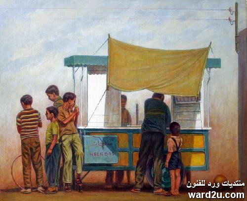 تصوير و توليف خامات الفنان المغربى Bouabid Bouzaid