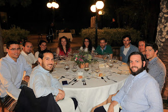 Photo: Official dinner