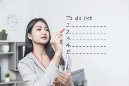4 Strategies for Cutting Your To-Do-List in Half. Image: ShutterStock