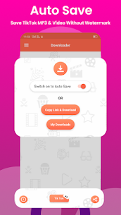Video Downloader for Tik TokApp Download For Android 1