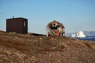 Photo: Kongeborgen fangsthytte
