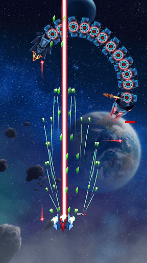 Space Shooter - Arcade 1.9 screenshots 2