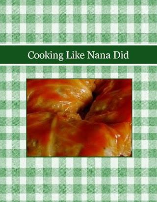 Cooking Like Nana Did