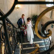 Wedding photographer Yuliana Shestopalova (DenisShestopalov). Photo of 25.10.2017