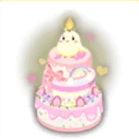 饅頭ケーキ
