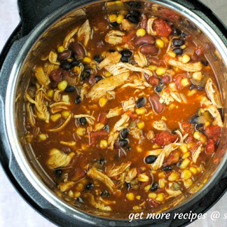 Zero Point Chicken Taco Soup Recipe